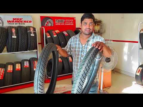 MRF BIKE TYRE TUBE & TUBELESS COMPARISON REVIEW BY JOY KR SINGHA