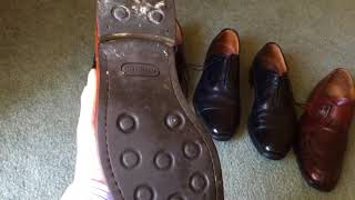 A Rubber Sole doesn't ALWAYS mean a low quality shoe!