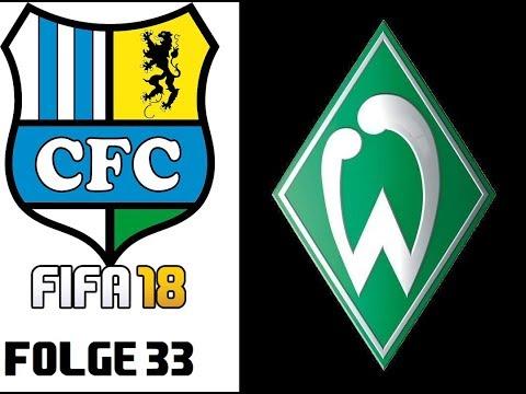 FIFA 18 S01E33: Chemnitz Gg Werder Bremen II