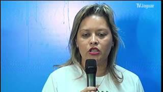 Sandra Lira: Dinheiro do Adail foi gasto no Hospital e relata outras ações da saúde de Limoeiro do Norte