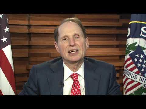 Senator Ron Wyden (D-OR) Delivers Weekly Democratic Address