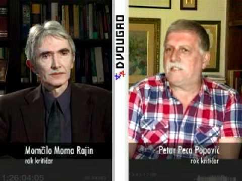 DVOUGAO Moma Rajin - Peca Popović