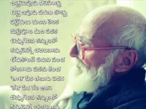 Kaloji Poem Chemmagilina Kannulalo Rendition by Mimicry Janardhan