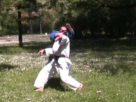 AIKIDO REAL SELF-DEFENSE - Ushiro kiriotoshi