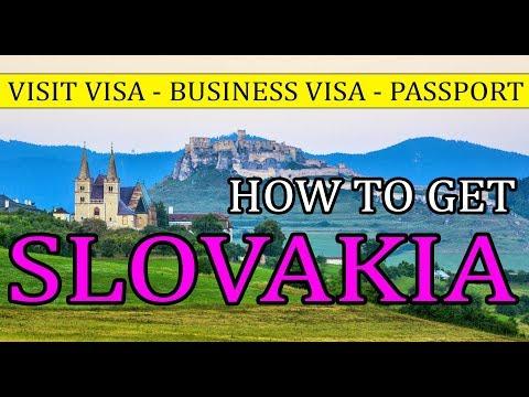 How to Get Slovakia Visit Visa [Business Visa][Citizenship] Urdu/Hindi 2019 Premier Visa Consultancy