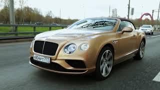 Наши тесты. Вып.889. Bentley Continental GT