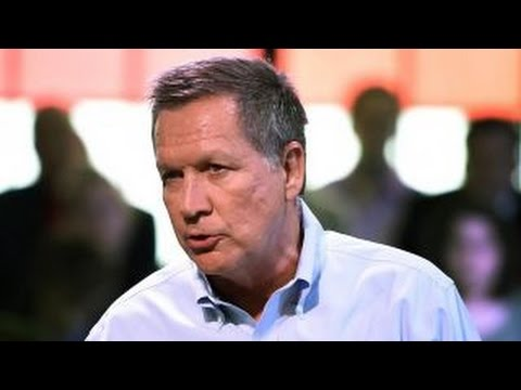 Ohio Gov. John Kasich is suspending his campaign