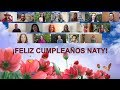 Feliz cumpleaños Naty! ♥
