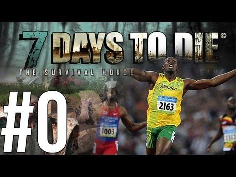 7 Days to Die - โอลิมปิคได้เริ่มขึ้นแล้ว! - Alpha - (0) Co-op w/HeartRocker Part 1