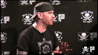 Primordial's AA Nemtheanga talks classic metal with Brian Slagel: Cirith Ungol