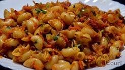 Pasta Recipe/ Indian Style Macaroni Pasta Recipe/ Lunch box recipe/Macaroni Recipe