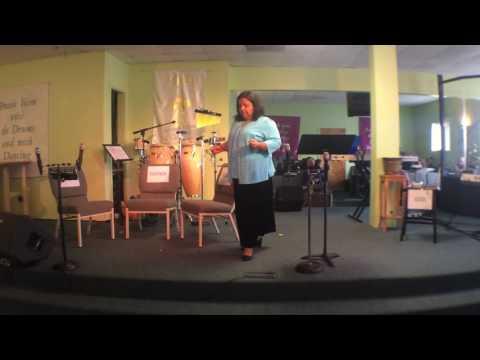 Father, Son & Holy Spirit Relationship - Migdalia Cook