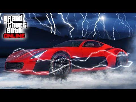 TUNEANDO EL COIL CYCLONE!! - GTA V ONLINE
