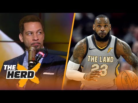 Chris Broussard: Koby Altman showed LeBron James he can get things done   THE HERD