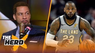 Chris Broussard: Koby Altman showed LeBron James he can get things done | THE HERD