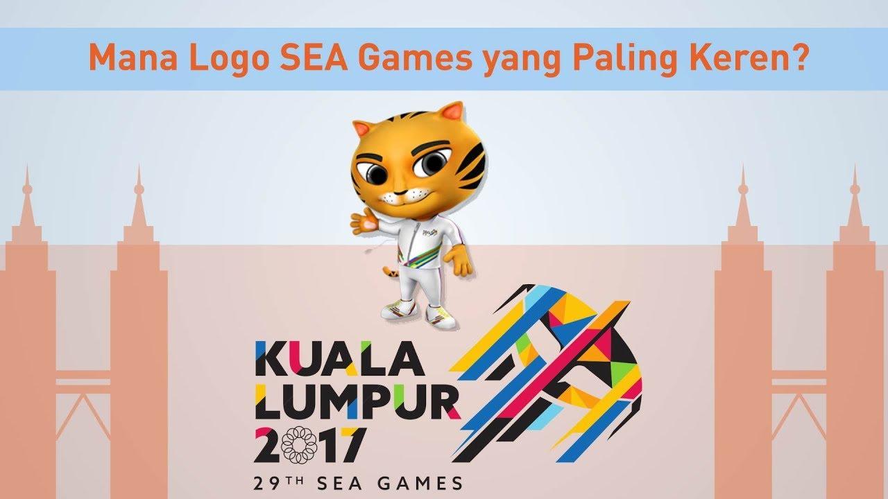 Ini Logo SEA Games Dari Tahun 1959 2017 Mana Yang Paling Keren