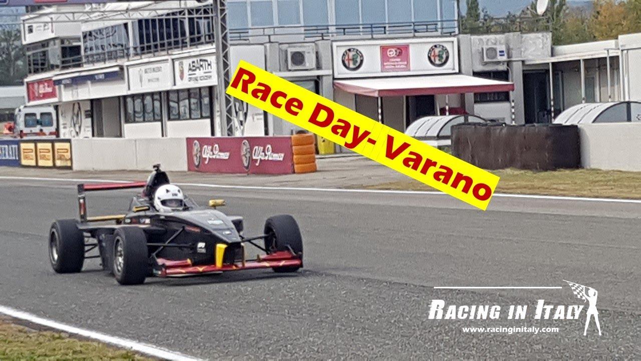 Full Race Varano de' Melegari - Italian championship for for Formula series - Race 1