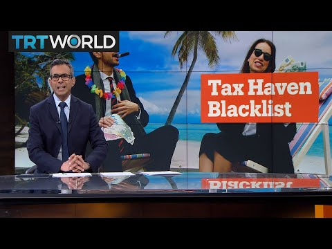 Money Talks: EU adopts blacklist of tax havens