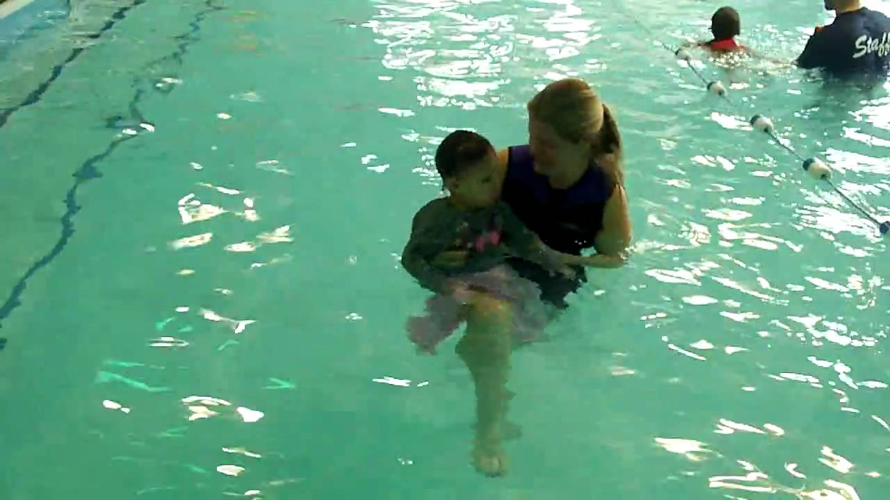 Isr Graduate Swimming Fully Clothed Youtube