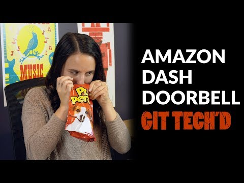 Amazon Dash Doorbell | GIT TECH'D