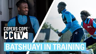 Michy Batshuayi in Training | CCTV