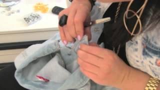 ТРЕНД Заклёпки на одежду+ ОБЪЯВЛЕНИЕ+ sos как спасти карточку