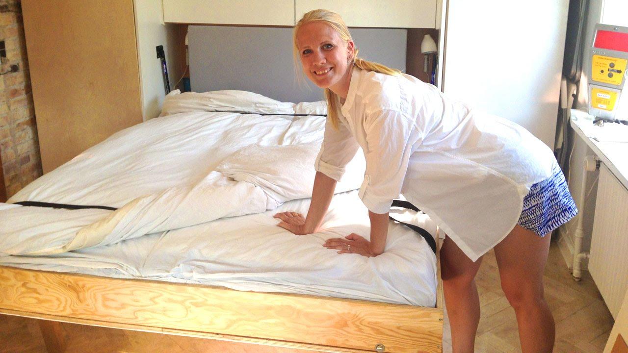 are murphy beds comfortable mattress thickness softness etc