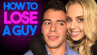 FIRST DATE NIGHTMARE?!   How to Lose a Guy