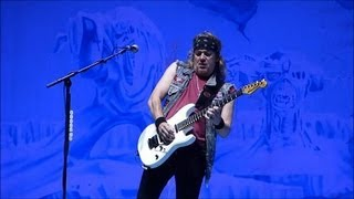 Iron Maiden - Wasted Years - 09/29/2013 - Live in Asunción, Paraguay
