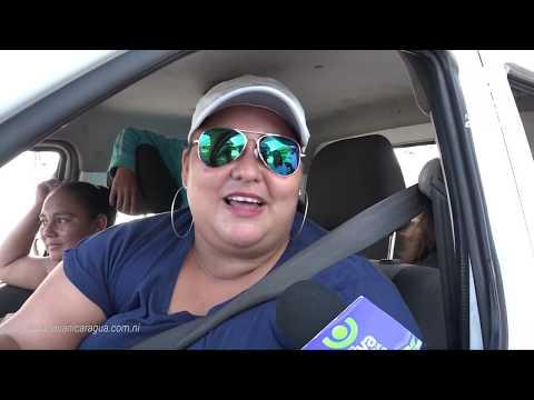 Tránsito fluido al ingresar y salir de Managua desde Paso a Desnivel Las Piedrecitas