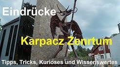 Karpacz (Krummhübel)💒 Zentrum Eindrücke Polen Hirschberg🌞 Riesengebirge Polska Karkonosze🌻