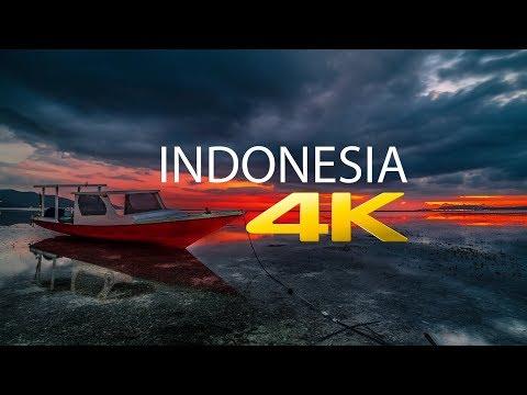 4K Timelapse - Indonesia Landscapes | Filmed on Sony A7RII