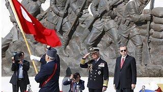 تركيا: الأمير تشارلز يشارك في الاحتفال بالذكرى المئوية لمعركة غاليبولي إلى جانب الرئيس أردوغان