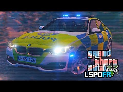 Police Scotland Patrol! - GTA 5 LSPDFR - The British Way #34