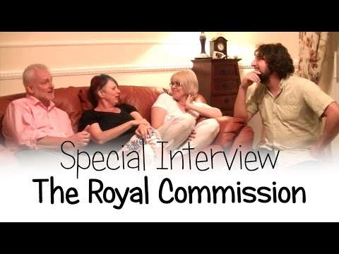 The Royal Commission - SPECIAL INTERVIEW