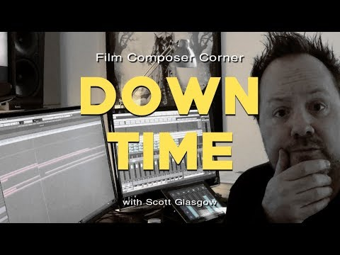 Downtime for Composers