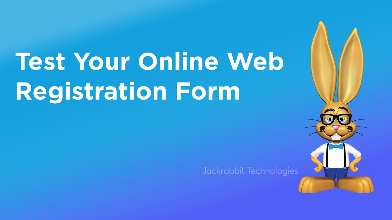 Web Register