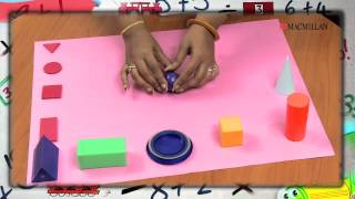 Shapes activity for Class 2