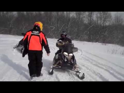 Bemus Point Snowmobile