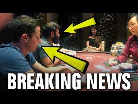 Tom Dwan And Dan Bilzerian Playing HIGH STAKES Poker In Las Vegas!