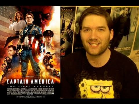 Captain America: The First Avenger - Movie Review by Chris Stuckmann Mp3