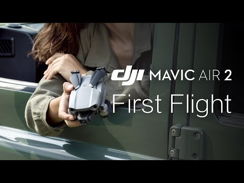 Mavic Air 2   How to Fly Mavic Air 2