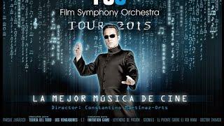 FILM SYMPHONY ORCHESTRA  • CONCIERTO  LAS VENTAS , MADRID 18 SEPTIEMBRE 2015