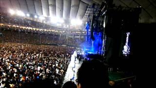 Paul McCartney  Tokyo Dome Concert ポール・マッカートニー Opening Scene 2013.11.19