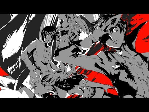 Persona 5 Speed Art - The Thieves