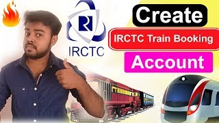 How To Create/Open IRCTC Account In Tamil | IRCTC Registration Demo In Tamil