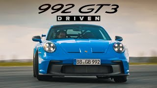 NEW Porsche 911 GT3 992: Track Review | Carfection 4K