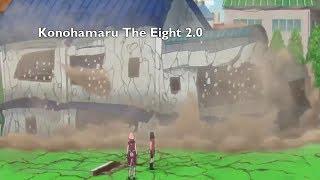 Sakura Destroys Her House SASUKE buys a New One Boruto Naruto Next Generations