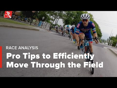 Pro Tips to Efficiently Move Through the Field