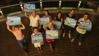 Sip & Paint with Sasha Fishler Part II